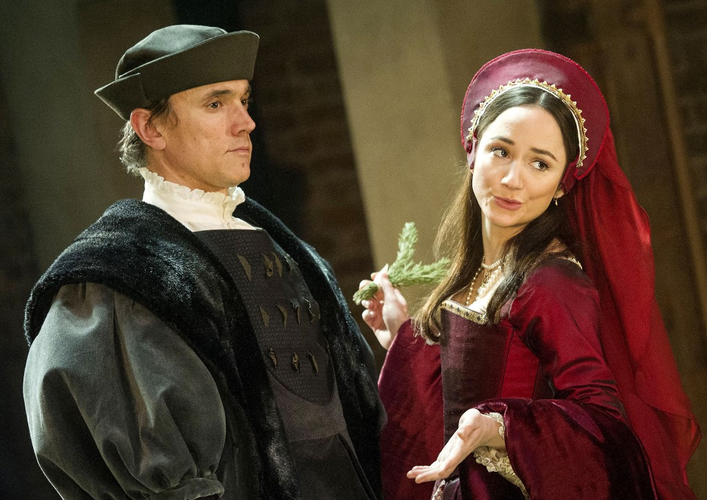 'Wolf Hall' performed by the Royal Shakespeare Company at Stratford Upon Avon, Britain - 06 Jan 2014