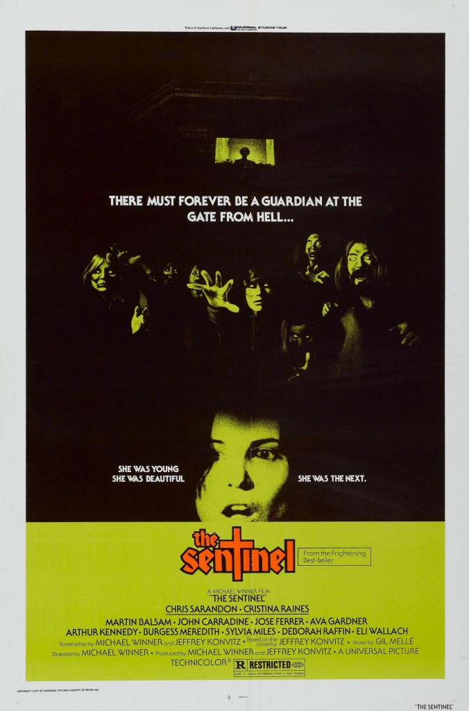 POSTER-THE-SENTINEL