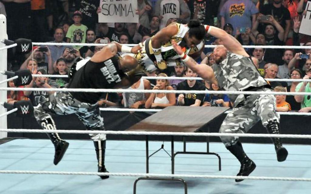 The-Dudley-Boyz-Return-To-Raw