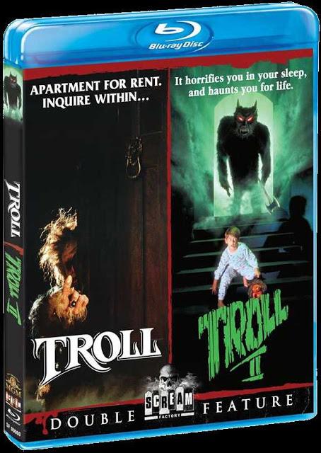 Troll Troll 2 Blu-ray