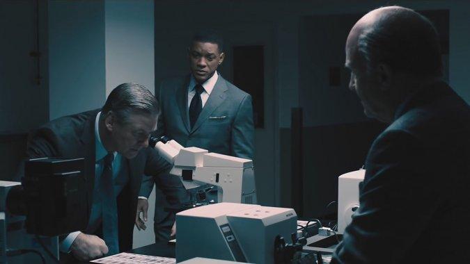 Concussion - Smith, Baldwin, Brooks