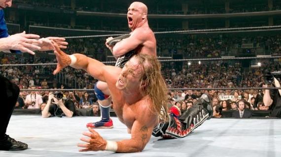 angle-vs.-michaels-wrestlemania-21-e1442427889552