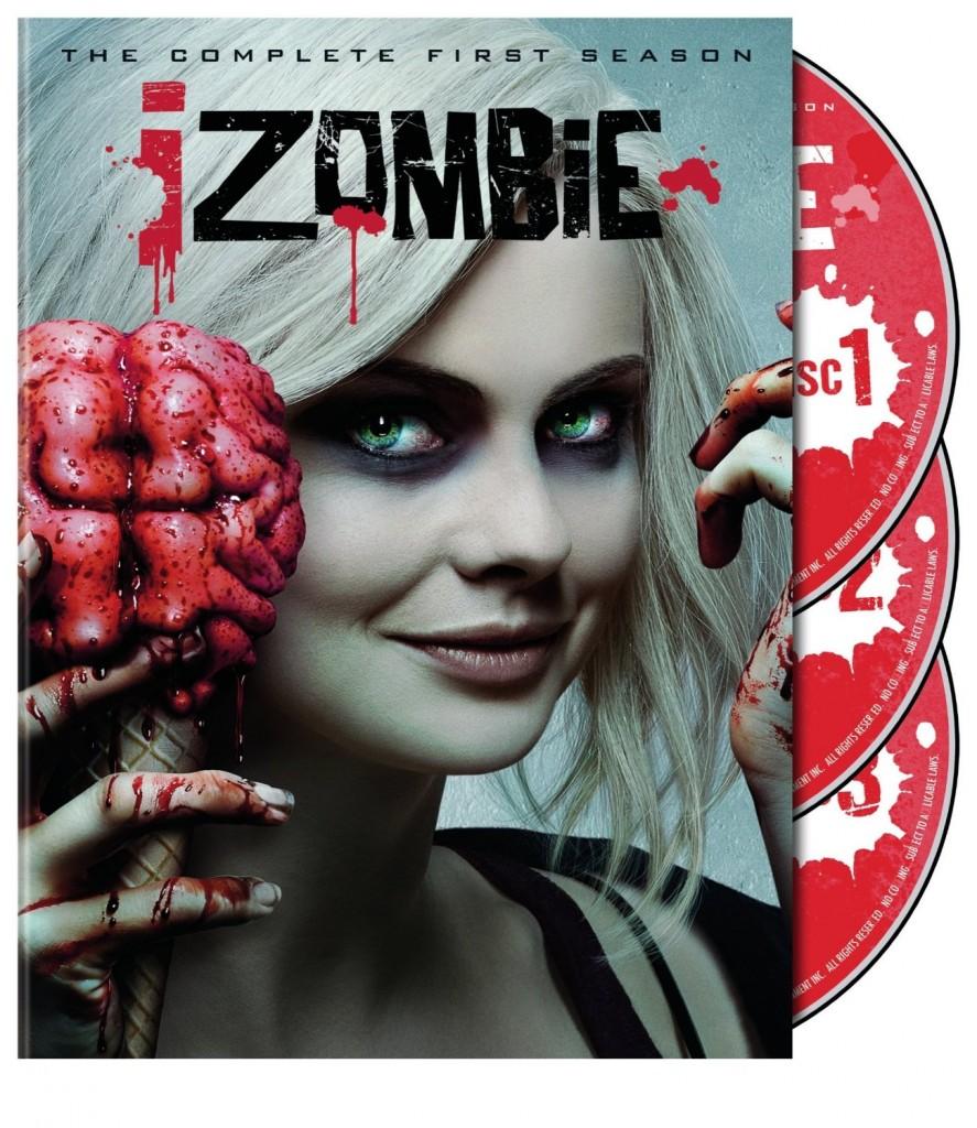 iZombie - DVD