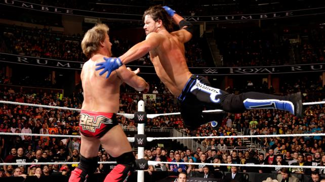 AJ-Styles-Chris-Jericho-Royal-Rumble
