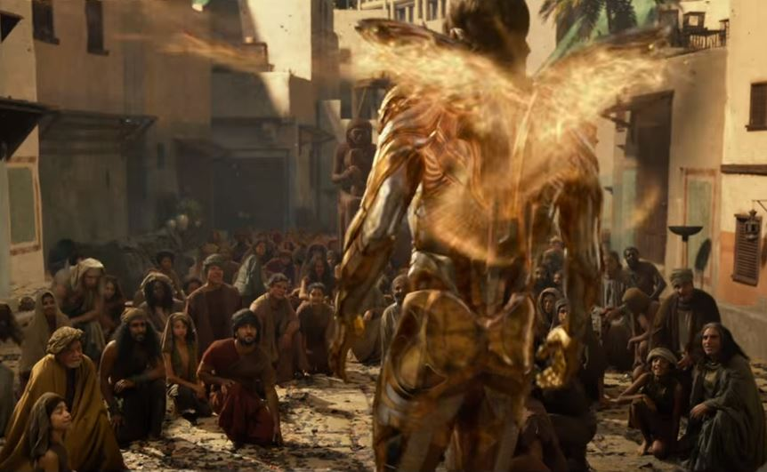 Gods of Egypt - Scale