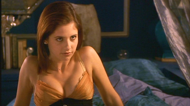 Boomstick Comics » Blog Archive Sarah Michelle Gellar Will