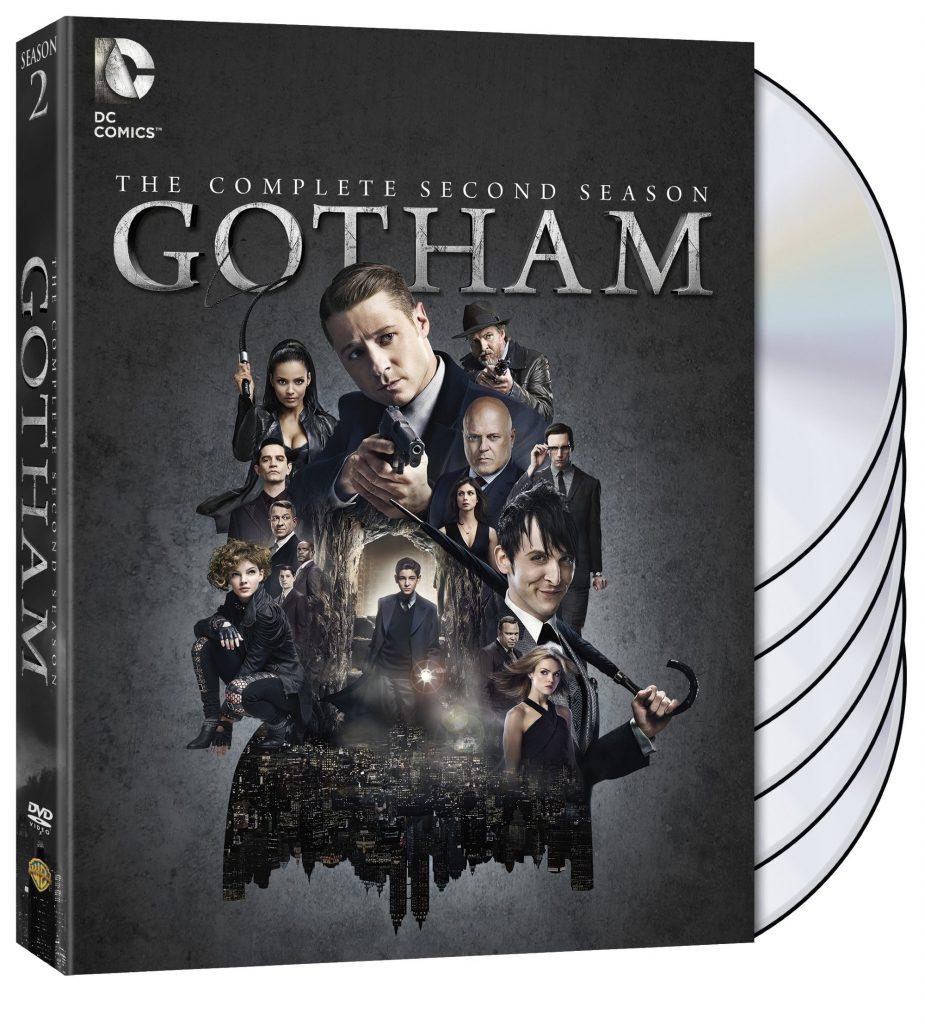 Gotham S2 DVD1
