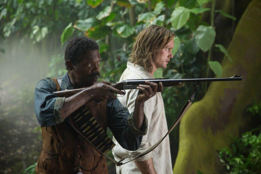 Tarzan - Alex & Sam