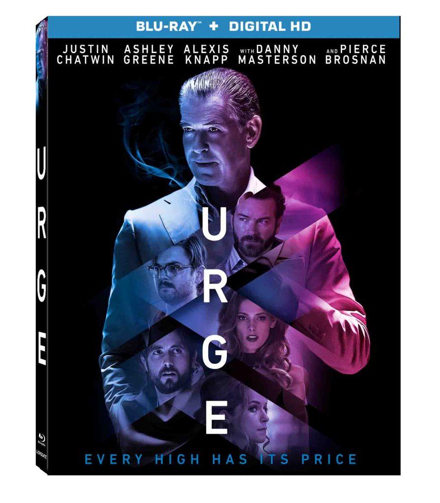 URGE BluRay OCARD 3D