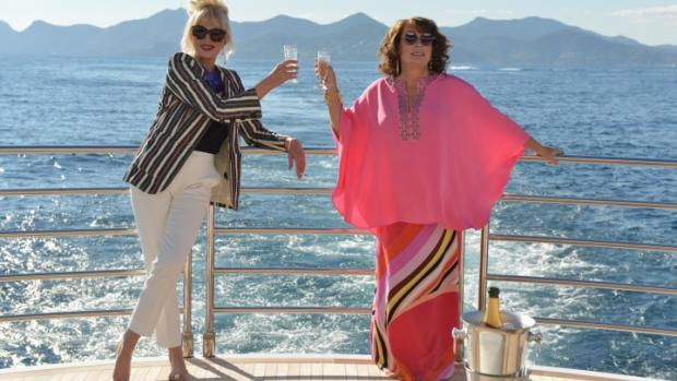 Absolutely Fabulous - P & E