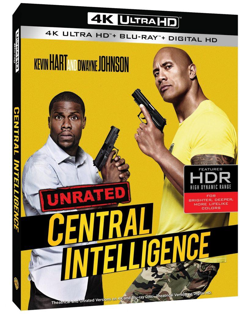 Central Intelligence 4K2