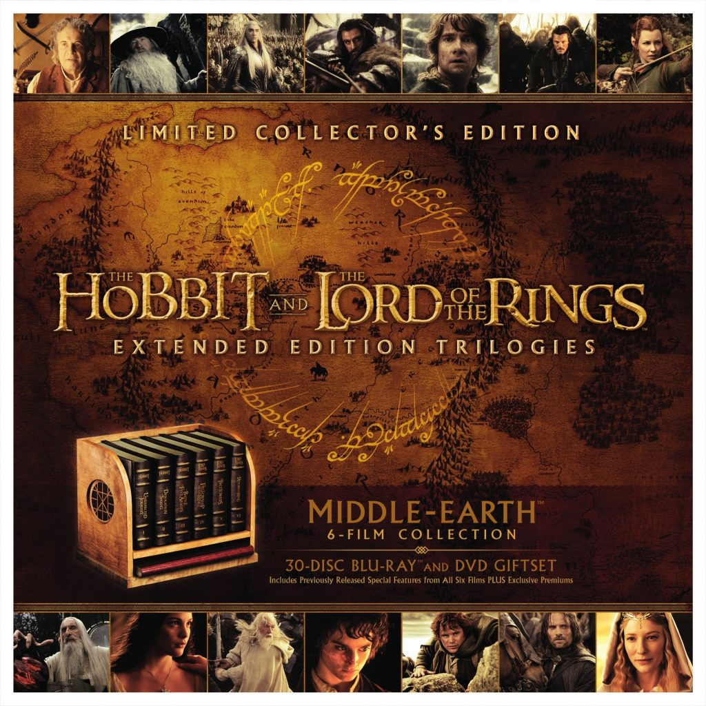 Middle Earth LCE Box 2D