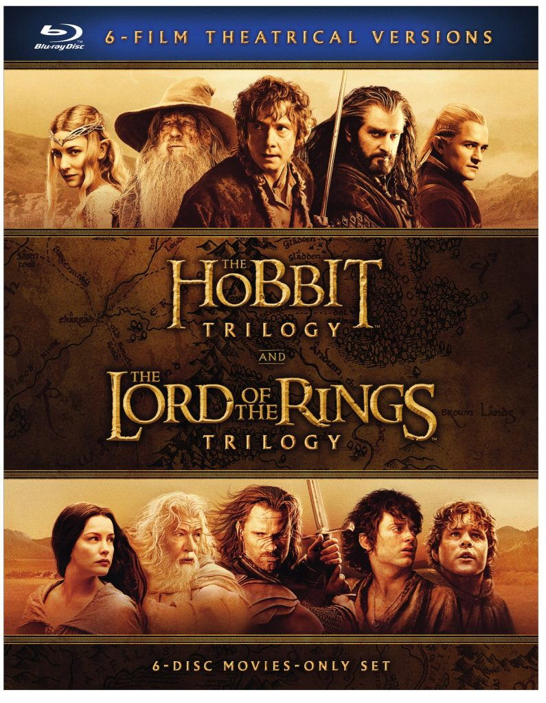 Middle Earth Theatrical Collection 2D