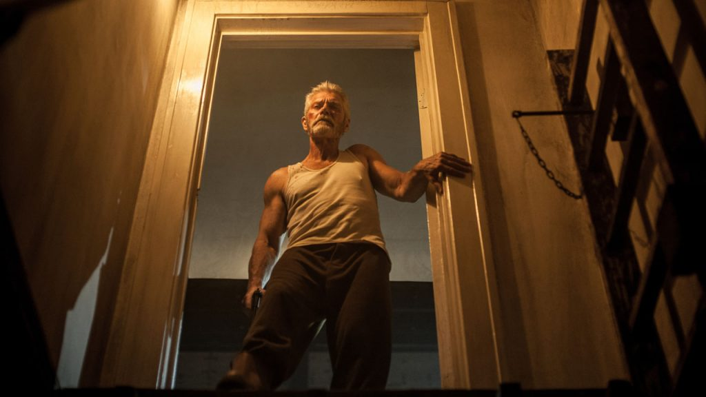 Stephen Lang stars in Screen Gems' horror-thriller DON'T BREATHE.