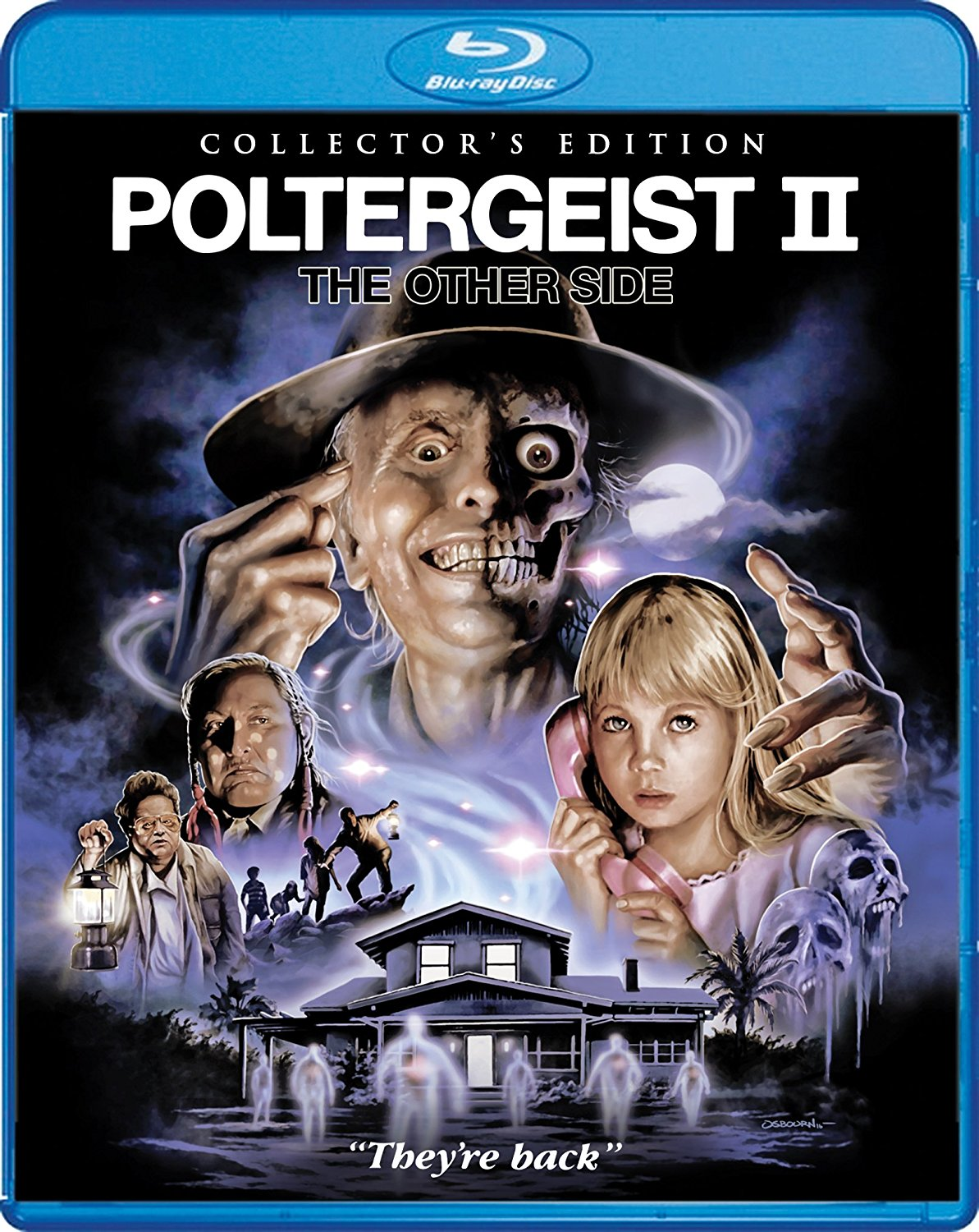 Boomstick Comics » Blog Archive Blu-ray Review: 'Poltergeist II