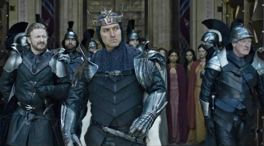 King Arthur - Law