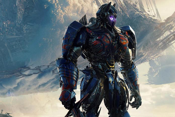 Transformers The Last Knight - Prime